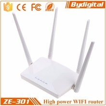 500mw 300Mbps wifi router 2.4Ghz