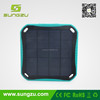 Fiveproof new energy solar panel charger support mobile phones and LED lighting