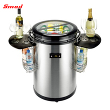 50L Stainless Steel Round Barrel Drink Beer Party Cooler