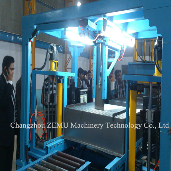 Automatic Radiator Fin Welding Machine