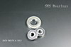 Electric scooter bearing 16004 open 16004 2RS 16004 ZZ Motorcycle Bearings ball bearing China good quality