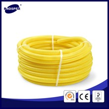 spiral reinforced pvc suction hose pipe plastic tube