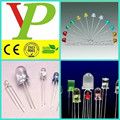 high lumen 10mm 8mm 5mm 3mm round Led diode CE&ROHS