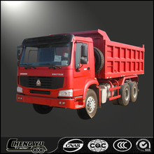 China factory the widely used tipper truck