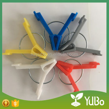 greenhouse vegetable clip for vegetable grow
