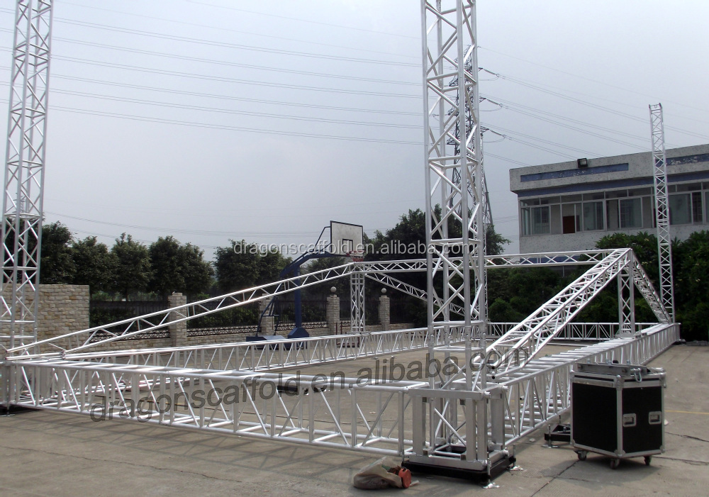 On sales global truss stage roof truss system buy truss for Cheap truss systems