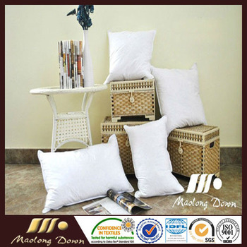 Hotel wholesale goose feather&down pillow