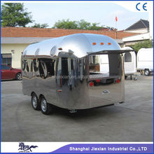 Shanghai new style JX-BT400 ice cream food truck fast food van for sale