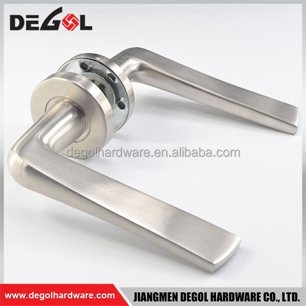 Latest stainless steel interior sierra leone door handle