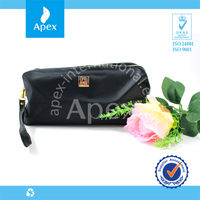 Hot sale custom travel makeup brush bag
