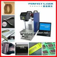 jewelry fiber laser marking machine/metal laser rotary marking