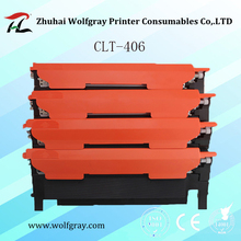 Factory direct new color toner cartridge CLT-406S compatible for Samsung CLT-406 360/365/366
