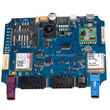 UL RoHS Customized PCB Board Assembly/PCBA GPS Tracking System