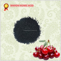 organic fertilizer powder or flake potassium humate