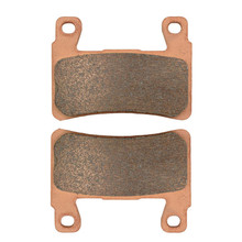 AHL FA265 Best copper disc sintered front brake pad for HONDA CB1300 CBR900 VTR1000