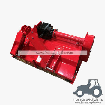 Tractor 3-Point Flail Mower/Mulcher EFGC135 with Y blade or Hammer Blade Optional