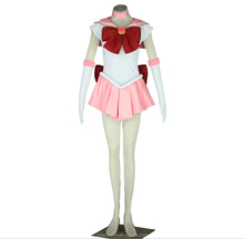 Walson carnival Sexy Christmas Sailor Moon Costume Suitfancy dress