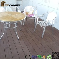 Waterproof patio cover materials decking