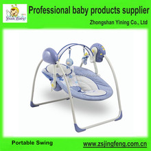 Portable Baby Swing type and Baby Automatic Cradle Swing Manufacturer,Lovely Baby Chair Rocking Chair With EN71 Certificate