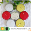 Promotional Paraffin Wax White Tea Light