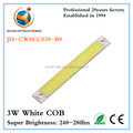 Super Brightness High Power Long Strip 3W White COB LED