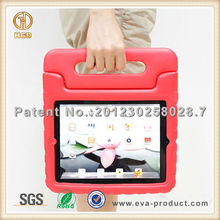 Shockproof case for tablet ,Kids EVA foam handle cover for air ipad case