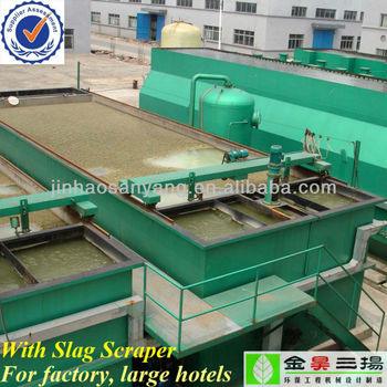 marine oily water separator grease trap