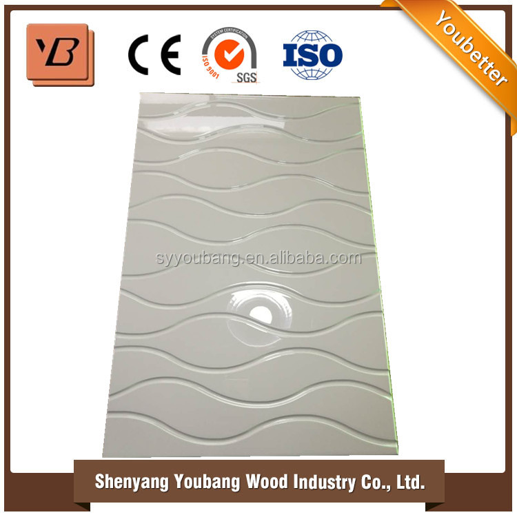 Eco-friendly professional uv carving board