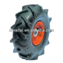 Hot Sale hard rubber farm tractor dual wheels sale 2.50-4 PR1800-11