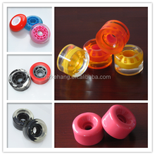 chinese wholesale new products popularagile pp manufacturing 70mm inline skate wheel