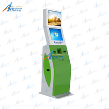 "ASTOUCH 19"" screen Self-service Mobile Phone network Top Up Machine Kiosk"