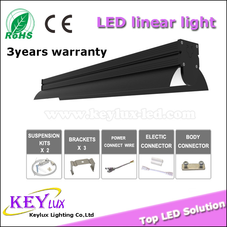 distributor wanted dimmable 72 Watt led linear tube light fixtures