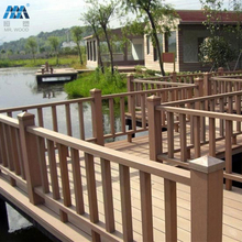 Wood Plastic Composite Decorative Outdoor Garden Fencing Panels