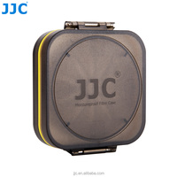 JJC FLC-S Moistureproof Filter Case for 37mm 40.5mm 43mm 46mm 49mm 52mm 55mm UV CPL ND Camera Lens Filter
