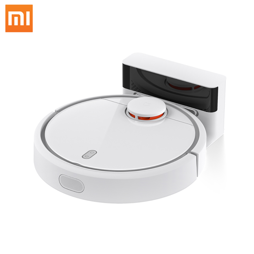 High Quality Original for XIAOMI Robot Vacuum Cleaner for Home Automatic Sweeping Dust for Mobile Phone APP Control