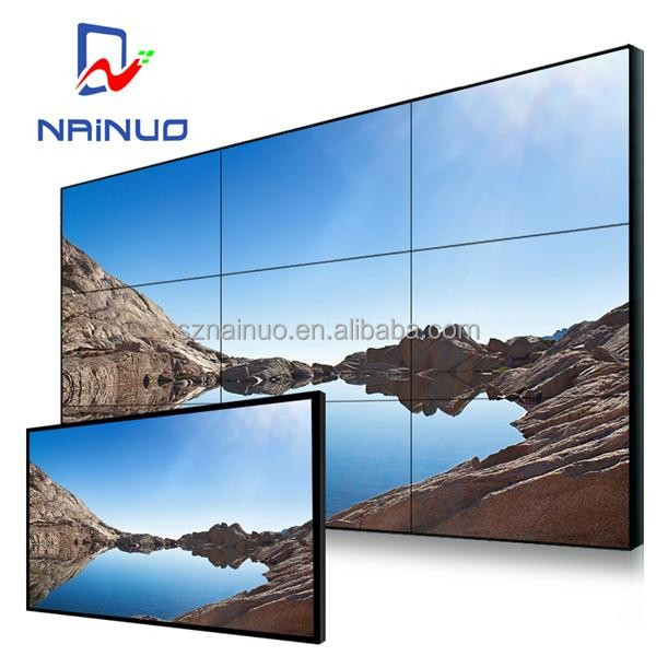 Shenzhen NAINUO HD 47 inch , 800 cd/m2 LG video wall