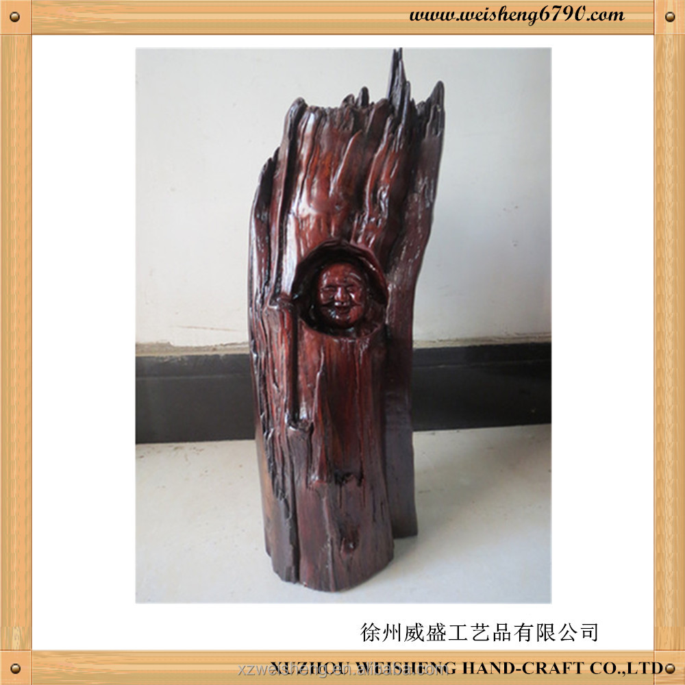 wood carving for decoration