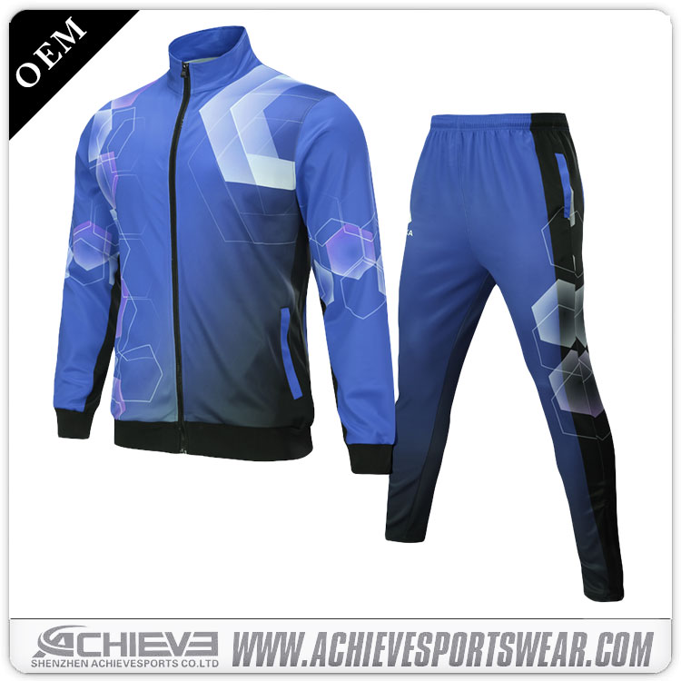 Wholesale sublimation print 100%polyester blank motocross jackets with plus size