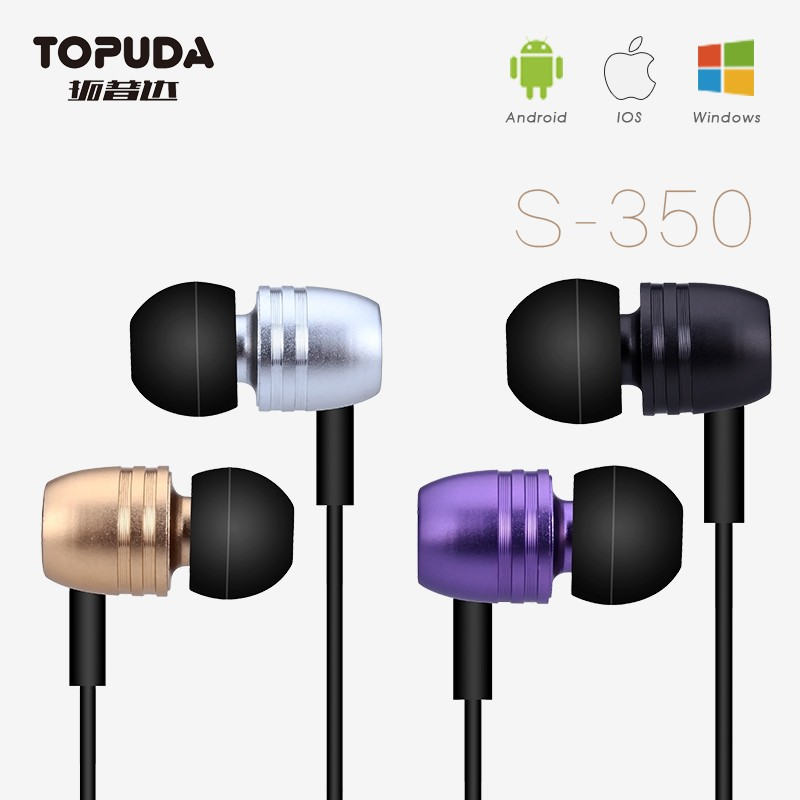 Comfortable and colorful headphone studio super bass mobile earphone for samsung