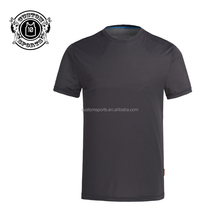 Promotion hot basic not name brand stock blank t-shirts