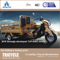 Made in Chongqing 150cc 200cc 265cc 300cc/ Motorcycle truck 3-wheel/Tricycle 150cc / 3wheel motorcycle for cargo