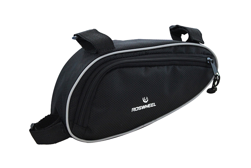 polyester Triathlon water resistant bicycle tool bag for 12225