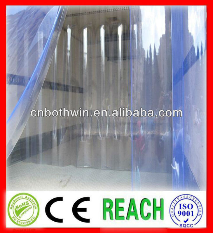 Crystal Polar Strip Curtains