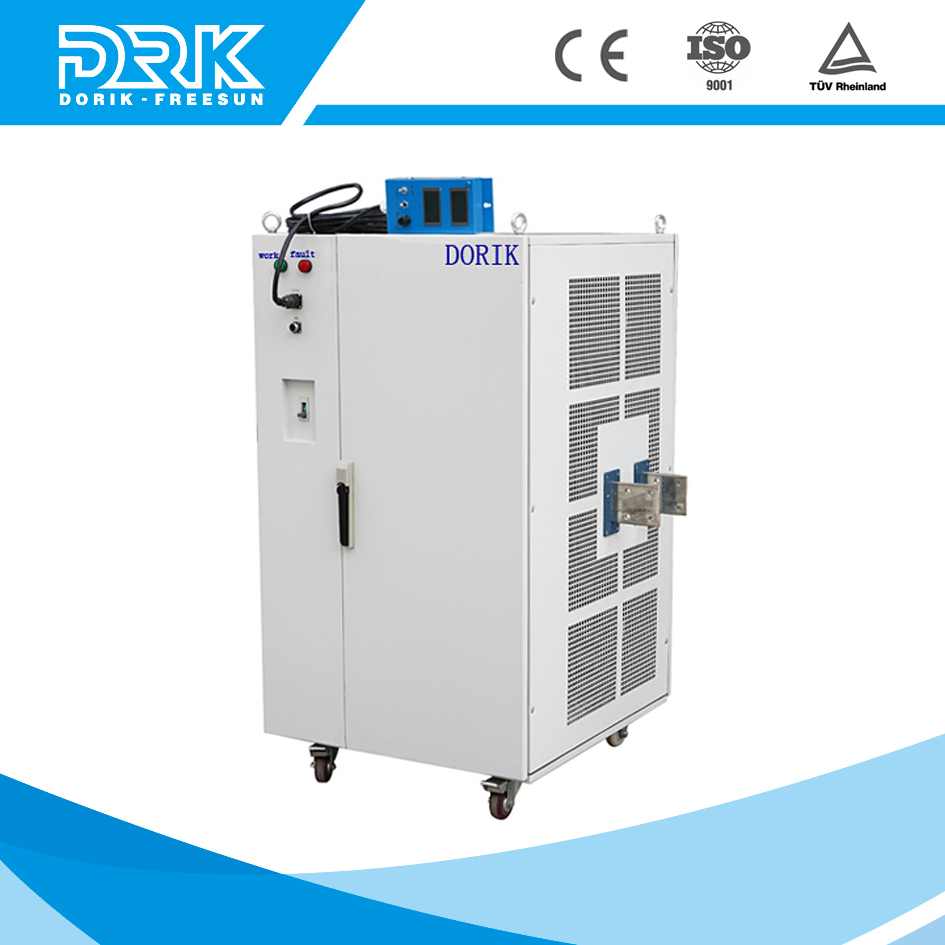 High power IGBT ac to dc water electrolysis rectifier with digital control box