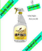 Cleaning and nursing wood kitchen floor cabinets detergent