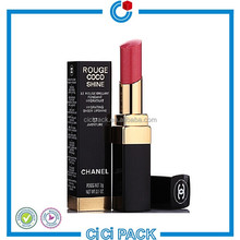 Empty Retail Cosmetic Packaging Paper, Custom Lipstick Package, Lipstick Paper Packaging Wholesale