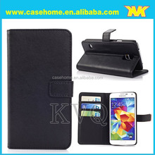 hot new products for 2015 for Samsung Galaxy S5, with three card slots smart phone case for samsung galaxy S5