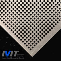 MT decorative perforated aluminum metal sheet