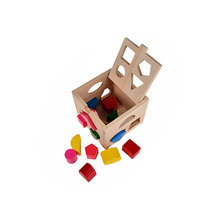 Free sample montessori materials cheap educational toys for kids sorting box toy