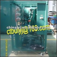 Two Tanks Vacuum Transformer Oil Repair Machine